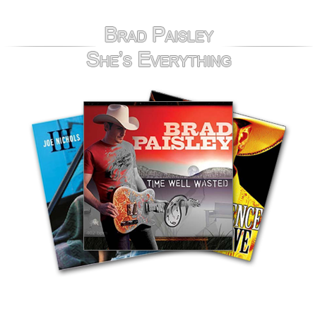 Brad Paisley - She's Everything